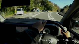 【SUZUKI ALTO Turbo RS】串本駅~紀伊大島・樫野崎 【 Panasonic HX-A500】