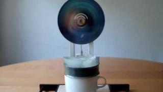 Fast Homemade Ltd Stirling Engine