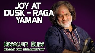 Joy at Dusk - Raga Yaman- Pandit Vishwa Mohan Bhatt ( Album: Ragas For Relaxation Absolute Bliss )
