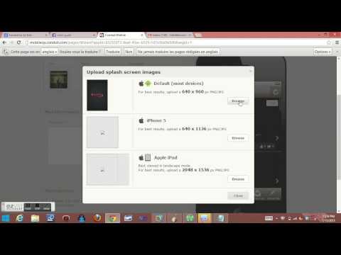 كيفية تصميم تطبيق Android وapple بالمجان Free??