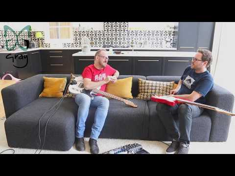 Gray Guitars meets Daniel Steinhardt (That Pedal Show, The Gigrig)