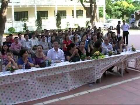 Ky niem 25 nam khoa 84-87 Truong PTTH TP.Hung Yen.flv
