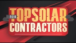It's Top Solar Contractors season! Apply today for 2019!
