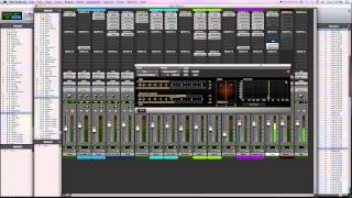 Mixing Bass Guitar (Pop Rock Music)