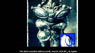 Alien Races - Over 82 Species Which Have Visited The Earth - Part 1 of 3