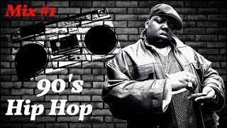 90's Hip Hop / Rap Classics (1 hour Mix) Vol.1