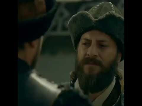 Эртугрул покидает стойбище Кайи и прощается со своим братом Гюндогду