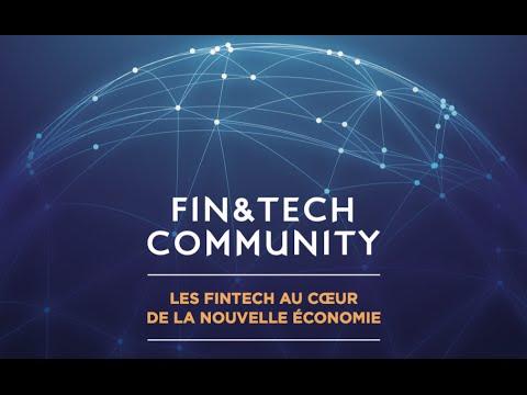 FINANCE INNOVATION FinTech Community Opening