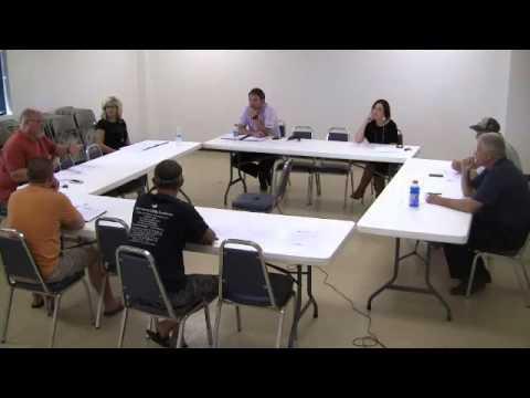Alva Rec Park Meeting