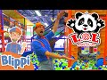 Blippi Visits LOL Kids Club Indoor Play Place! | Learn With Blippi | Educational Videos For Kids