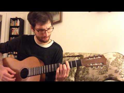 John Scofield - Georgia On My Mind (Jon Paul Cover)