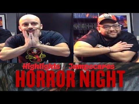ΤΟ SPECIAL HORROR NIGHT [HIghlights] - Μαλιάτσης + Φουντούλης