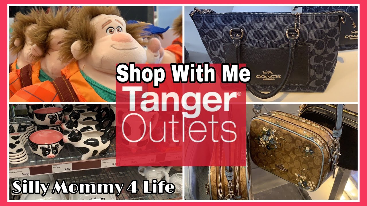 kitchen collection tanger shop with me tanger outlets coach store kitchen collections disney store silly mommy 4 life 9064