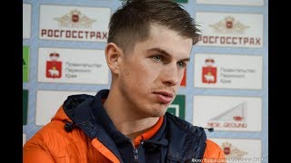 Алексей Евсеев: «Считаю, что сыграли неплохой матч»