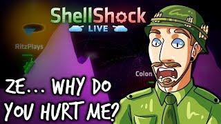 Ze Why Do You Hurt Me?   Shellshock Live w/ GaLm, Ze, & Tom