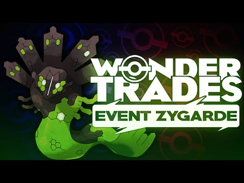"""XYZ EVENT ZYGARDE!"" - WonderTrade Friday! #WTF - Pokemon Omega Ruby & Alpha Sapphire Livestream"