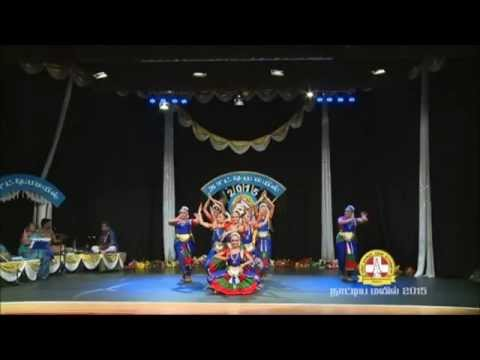 Thirukkoneshwaram Dance by TKN Zürich