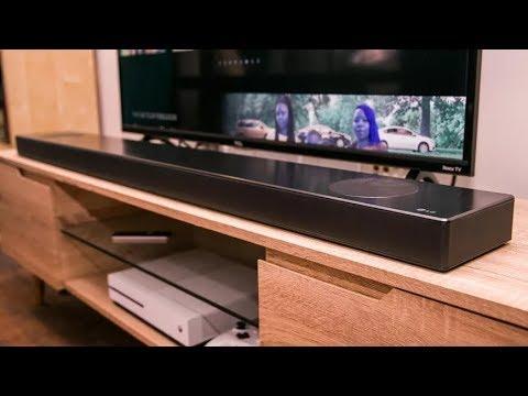 LG sl9yg review | lg sl9yg soundbar review | LG SL9YG Dolby Atmos Sound Bar - Hands-On Review