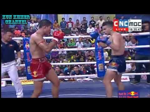 គូពិសេសដណ្តើមប្រាក់លាន , ឡុង សុវណ្ណឌឿន VS JorDan MuayThai (Australia), CNC Boxing 12/08/2017