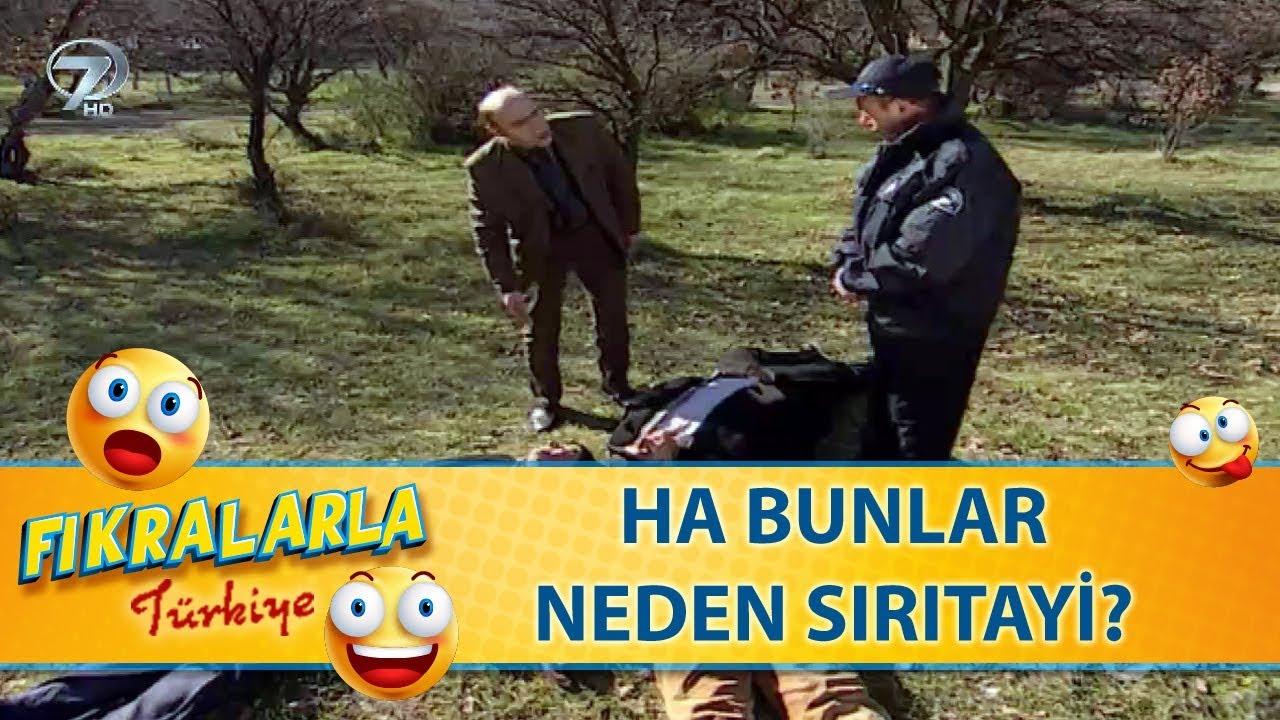 Bunlar Neden Sırıtayi - Türk Fıkraları  60