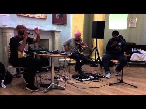 Jason Singh - Aidan O'Rourke - Rahul Ravindran - 2 - Associate Artist Programme 2015 (Scotland)