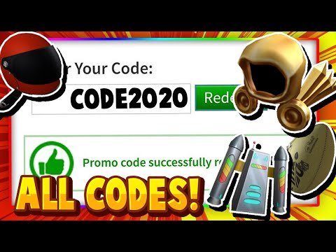 Every Roblox Promo Code 2020 January All Working Promo Codes