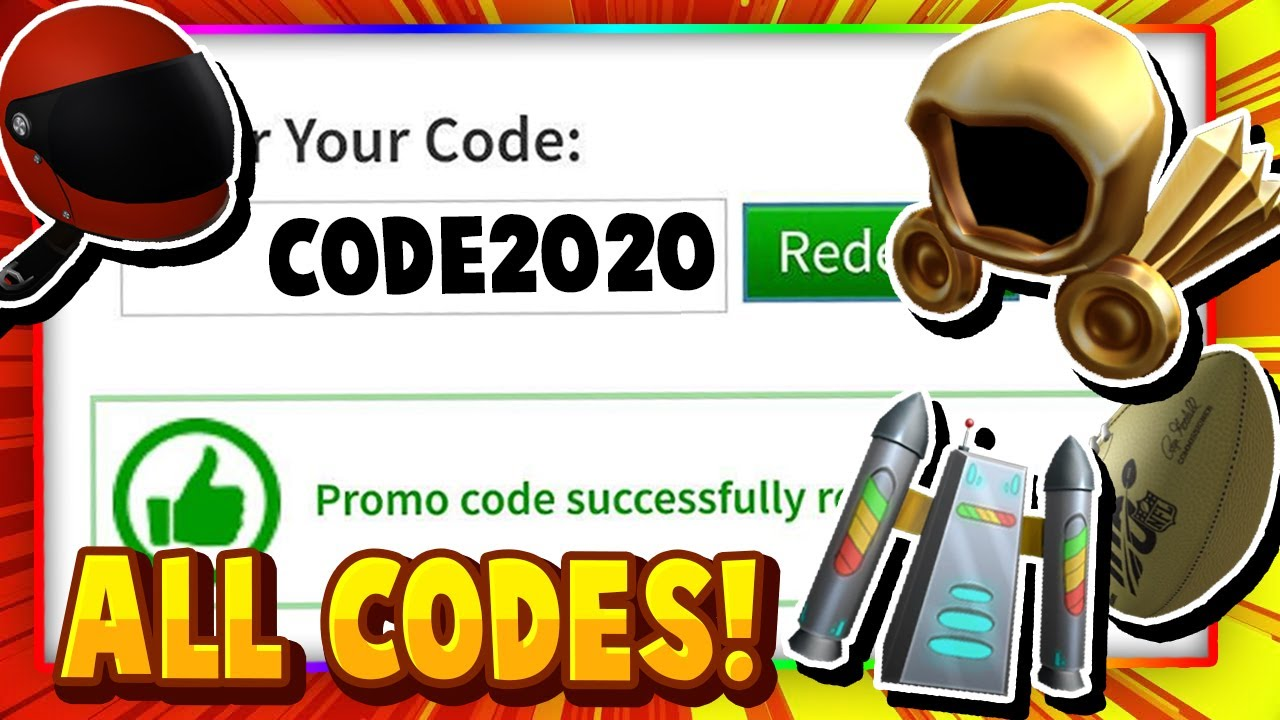 Roblox Promo Codes Giveaway 2018 Every Roblox Promo Code 2020 January All Working Promo Codes Free Robux Giveaway Youtube