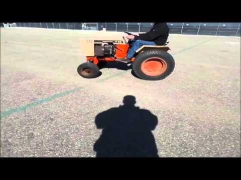 Case 446 lawn mower for sale | sold at auction March 1, 2016