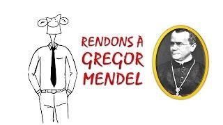 Video Rendons à Gregor Mendel... download MP3, 3GP, MP4, WEBM, AVI, FLV Desember 2017