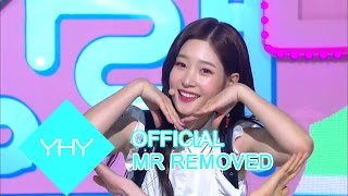 [MR Removed] DIA (다이아) - Will You Go Out With Me (나랑 사귈래)