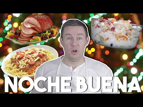 Top 5 Noche Buena Dishes | Filipino Christmas Celebration With Chris Urbano