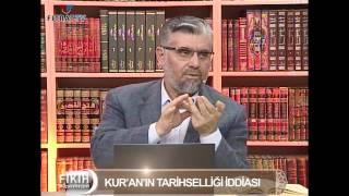 Kur'an'nın Tarihselliği İddiası ve Miras Konusu