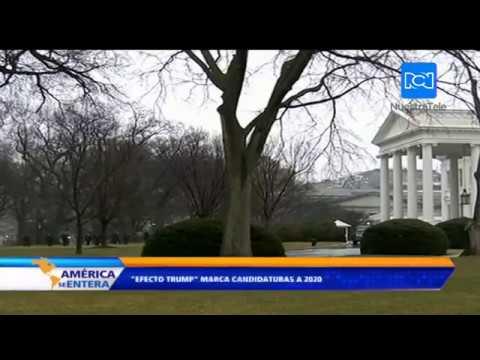 Efecto Trump: elecciones de 2020 en EE.UU. podrían ser las presidenciales con más candidatos
