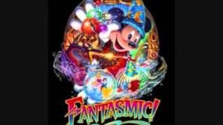 TDS: Fantasmic! 東京ディズニーシー ファンタズミック!