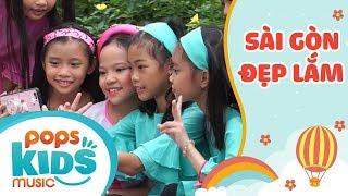 Sài Gòn Đẹp Lắm - Bé Nhã Thư | Nhạc Thiếu Nhi Sôi Động