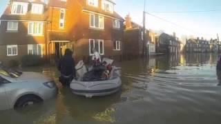 Yalding flood