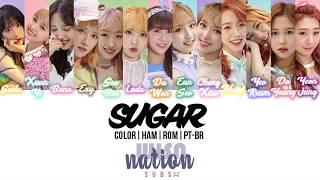 [1.05 MB] [PT-BR COLOR] 우주소녀(WJSN) - SUGAR