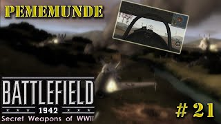 Battlefield 1942 multiplayer game #21. Peenemunde. (Secret weapons of WWII add-on)