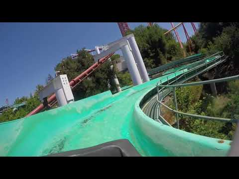 JetStream - One of my favorite Water Rides at Six Flags Magic Mountain