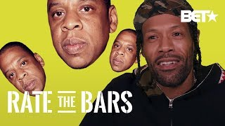 Redman Unknowingly Critiques One Of Jay Z's Hottest Verses Of All Time | Rate The Bars