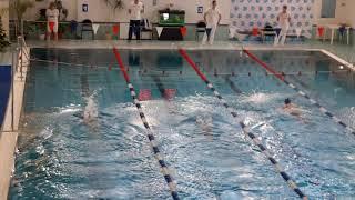 Соревнования по плаванию в Электростале 29.12.2019.(2)