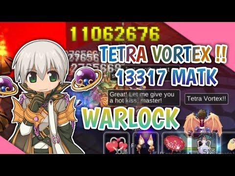 TERCYDUK !! SULTAN WARLOCK ZAGATO13 13K MATK INSANE TETRA VORTEX !! RAGNAROK MOBILE