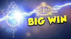 BIG WIN!!!! Magic Mirror delux 2 Big win - Casino - Bonus Round (Online Casino)