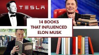 14 Books Elon Musk Think Everyone Should Read