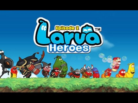 larva-heroes:-episode-2-mod-(android)