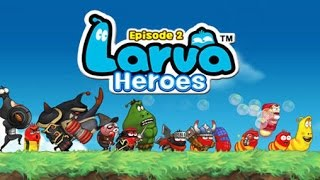 Larva Heroes: Episode 2 Mod (Android)