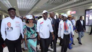Présidentielle en RDC, Martin Fayulu de retour à Kinshasa pour battre campagne