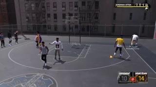 NBA 2k18 My park