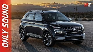 New hyundai venue 2019 - first test drive only sound