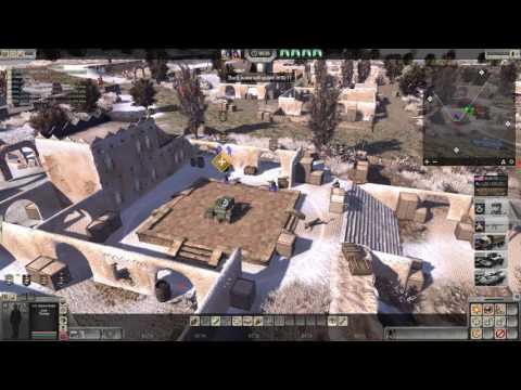 Call to Arms - игра против ботов! 2 vs 4